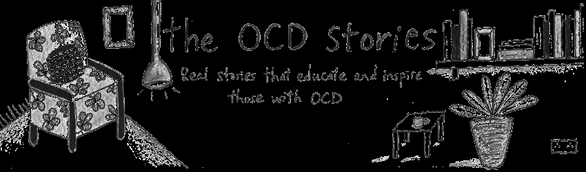 The OCD Stories Banner