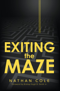 Exiting The Maze Book Poster