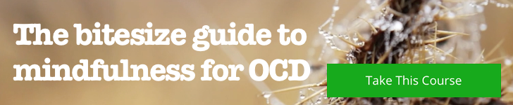 Mindfulness course for OCD banner