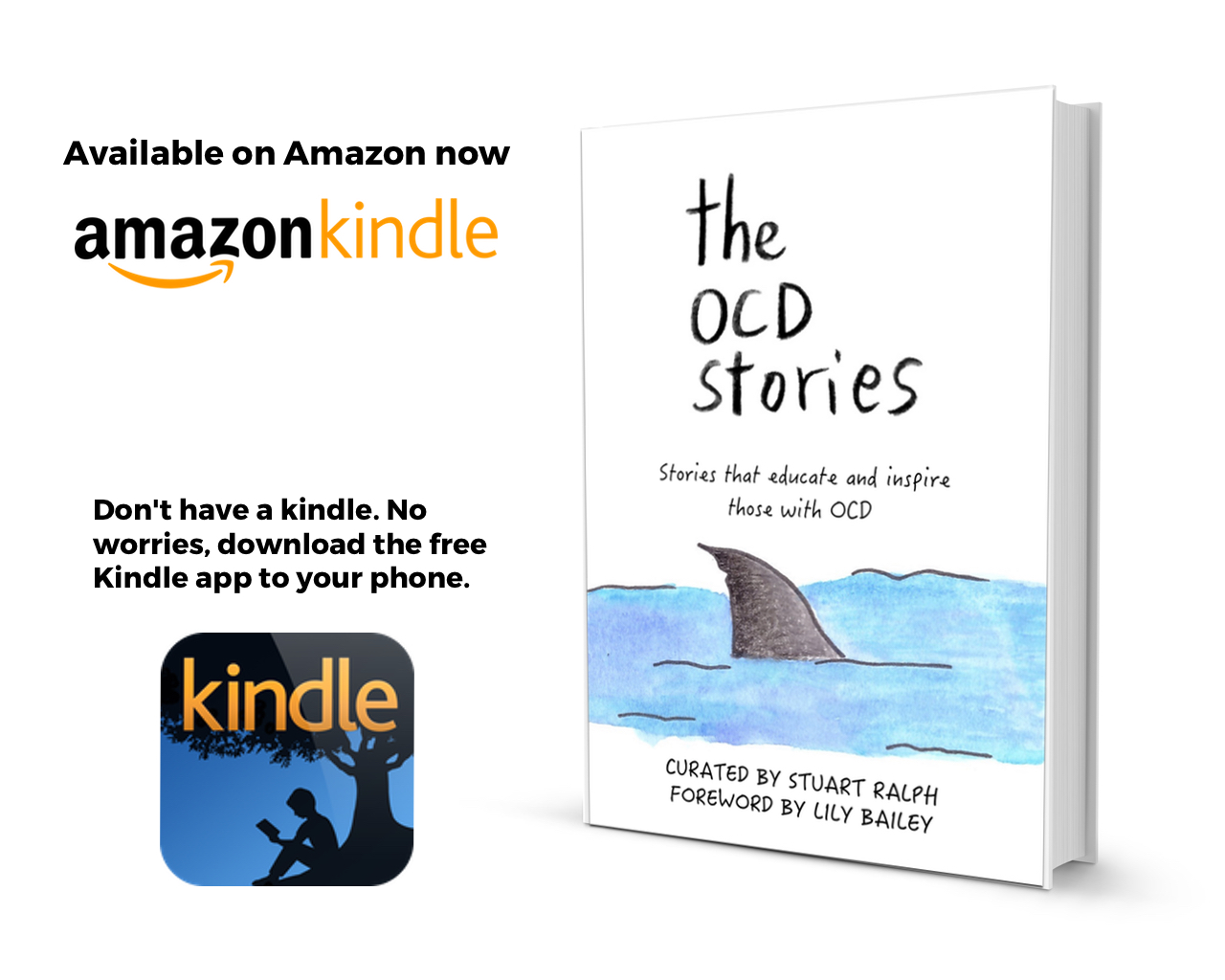 The OCD Stories Book