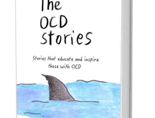 The OCD Stories Book Cover