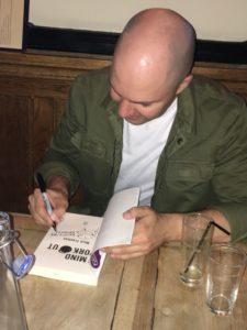 Mark Freeman book signing