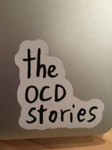 The OCD Stories Sticker