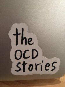 The OCD Stories Sticker