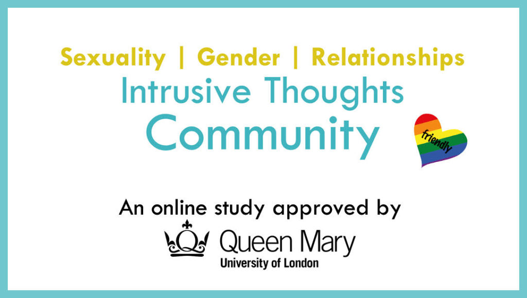 Queen Mary University OCD Study