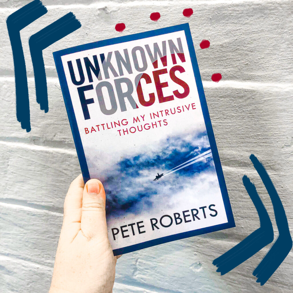 Pete Roberts: Unknown Forces Book