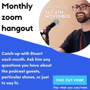 Zoom hangout